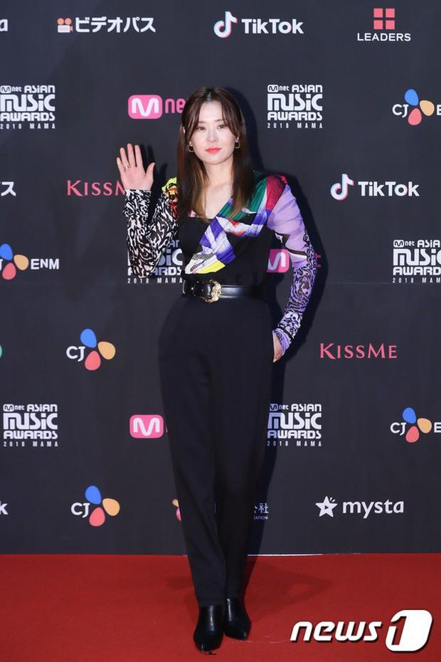 Thảm đỏ MAMA 2018 tại Nhật: Mỹ nhân kém nổi lấn át Lee Sung Kyung vì sexy bùng nổ, BTS, Park Bo Gum quá đẳng cấp - Ảnh 24.