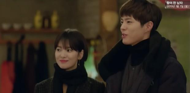 Thả thính dồn dập, cuối cùng Park Bo Gum cũng cưa được chị sếp Song Hye Kyo trong Encounter - Ảnh 3.