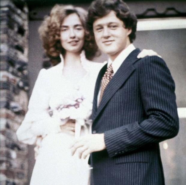 Ảnh: Khoảnh khắc ngọt ngào trong lễ cưới của các Tổng thống Mỹ - Ảnh 1.