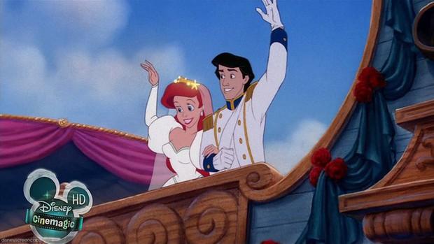 Hóa ra công chúa của Aquaman chính là phiên bản hiện đại của nàng tiên cá Ariel mà không ai hay! - Ảnh 3.
