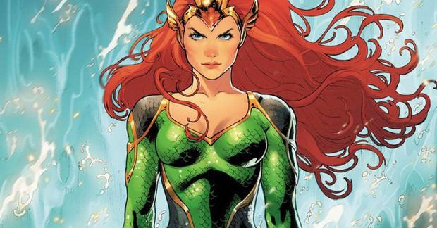 Hóa ra công chúa của Aquaman chính là phiên bản hiện đại của nàng tiên cá Ariel mà không ai hay! - Ảnh 5.