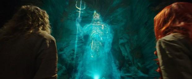Hóa ra công chúa của Aquaman chính là phiên bản hiện đại của nàng tiên cá Ariel mà không ai hay! - Ảnh 7.