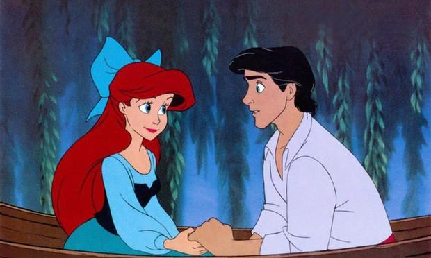 Hóa ra công chúa của Aquaman chính là phiên bản hiện đại của nàng tiên cá Ariel mà không ai hay! - Ảnh 10.
