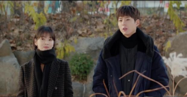 Rating lên xuống thất thường, Encounter có nguy cơ trở thành bom xịt của Song Hye Kyo? - Ảnh 2.