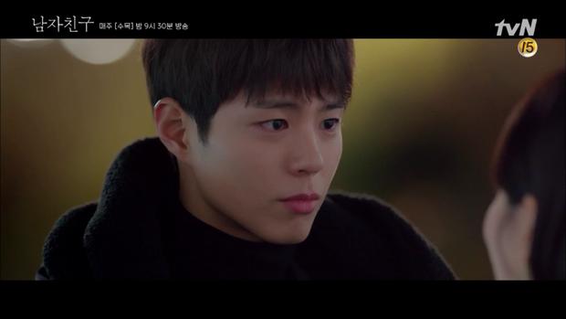 Thả thính dồn dập, cuối cùng Park Bo Gum cũng cưa được chị sếp Song Hye Kyo trong Encounter - Ảnh 8.