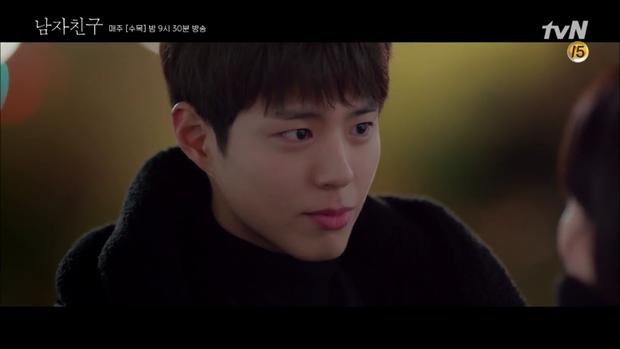 Thả thính dồn dập, cuối cùng Park Bo Gum cũng cưa được chị sếp Song Hye Kyo trong Encounter - Ảnh 9.