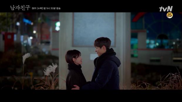 Thả thính dồn dập, cuối cùng Park Bo Gum cũng cưa được chị sếp Song Hye Kyo trong Encounter - Ảnh 12.