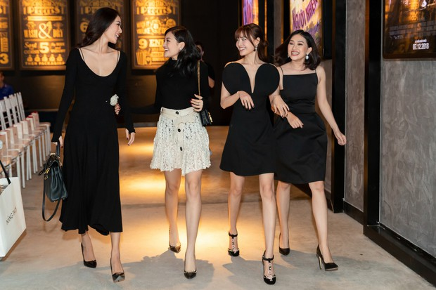 Ninh Dương Lan Ngọc rủ hội gái già sải bước catwalk, phá đảo show diễn của NTK Lâm Gia Khang - Ảnh 5.