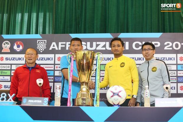 Anh Đức hé lộ màn động viên Đức Chinh sau trận chung kết lượt đi AFF Cup 2018 - Ảnh 3.