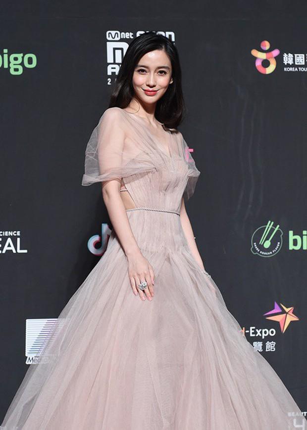 Siêu thảm đỏ MAMA Hong Kong: Angela Baby đối đầu mẹ Kim Tan, Song Joong Ki, BTS và Janet Jackson dẫn đầu dàn sao - Ảnh 5.