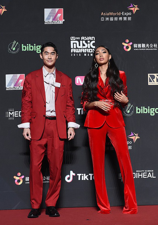 Siêu thảm đỏ MAMA Hong Kong: Angela Baby đối đầu mẹ Kim Tan, Song Joong Ki, BTS và Janet Jackson dẫn đầu dàn sao - Ảnh 35.