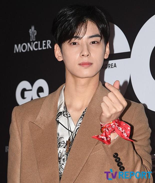 Màn chạm trán hiếm hoi của 2 nam thần: Cùng mặt đẹp như tạc, Lee Dong Wook vẫn nổi hơn Cha Eun Woo dù tóc bết? - Ảnh 5.