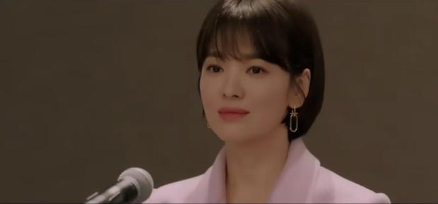 Nhờ chị sếp Song Hye Kyo trả thính liên tục, rating Encounter lại tăng nhẹ - Ảnh 9.