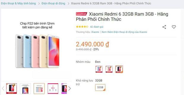 Chỉ từ 2 - 3 triệu đồng, bạn có thể sở hữu những mẫu smartphone cấu hình cực ổn như thế này! - Ảnh 2.