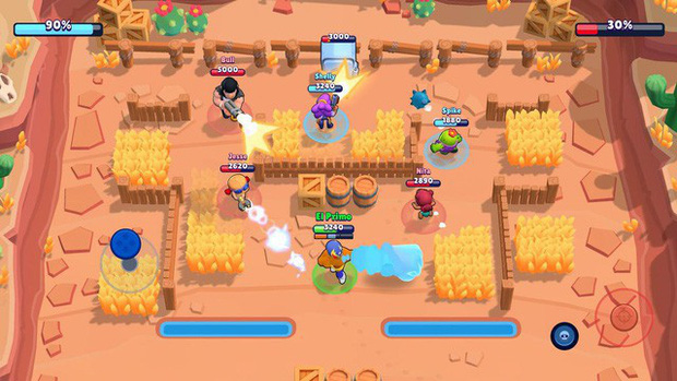 Cha đẻ Clash of Clans ra mắt tựa game bắn súng 3v3 vui nhộn, miễn phí trên iOS và Android - Ảnh 2.