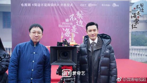 Nhận lời đóng phim đam mỹ của Vu Chính, Huỳnh Hiểu Minh bị ném đá không thương tiếc - Ảnh 1.