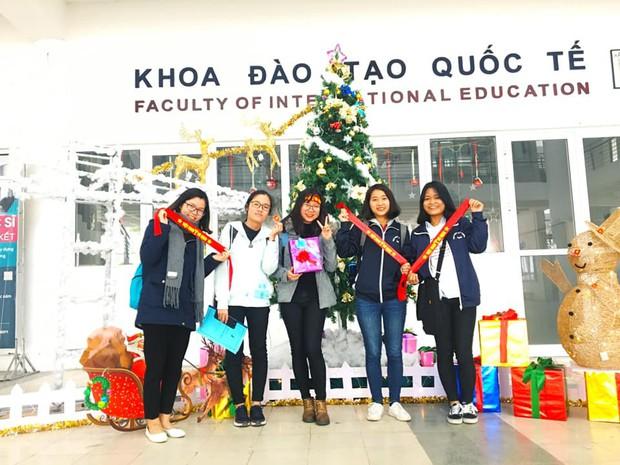 Sinh viên hàng loạt trường Đại học lớn sẵn sàng cháy hết mình cùng đội tuyển Việt Nam - Ảnh 6.