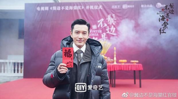 Nhận lời đóng phim đam mỹ của Vu Chính, Huỳnh Hiểu Minh bị ném đá không thương tiếc - Ảnh 3.