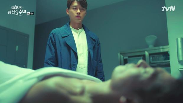 """""""Thỉnh an"""" biên kịch Hàn có câu nói gây sốc đầu năm: """"Thêm tuyến lãng mạn vào Hồi Ức Alhambra cho đỡ phí Park Shin Hye"""" - Ảnh 6."""