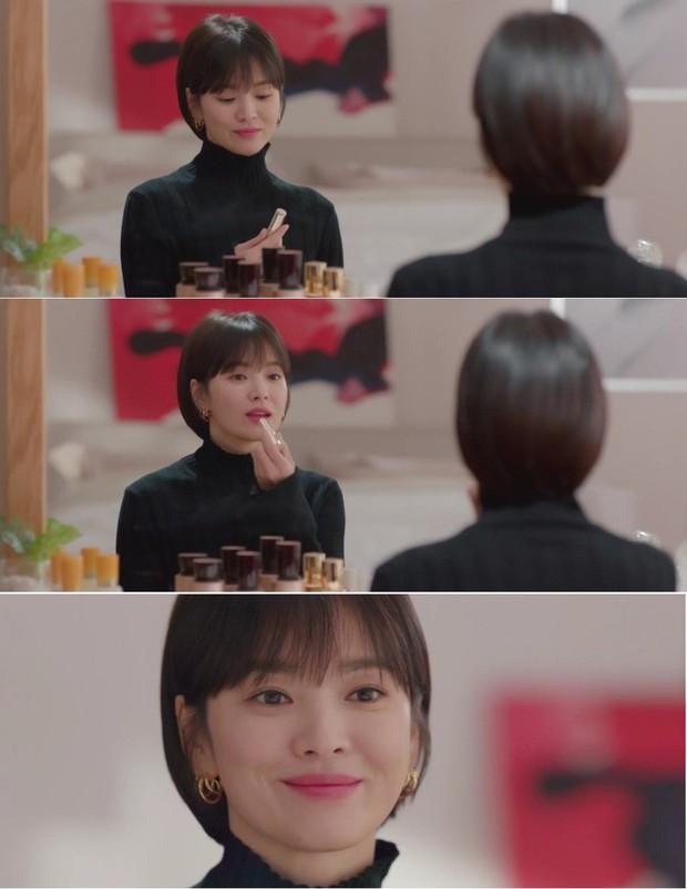 Phim có nguy cơ xịt nhưng son của Song Hye Kyo vẫn khiến dân tình mê mẩn và thi nhau tìm kiếm - Ảnh 4.