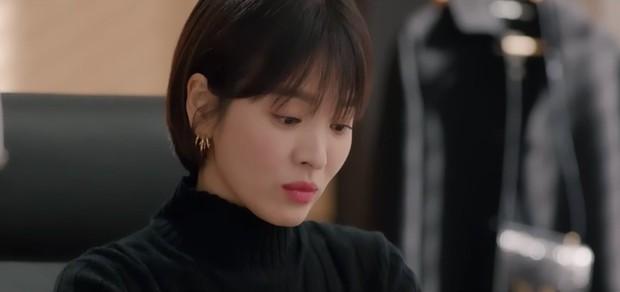"""6 màn """"trả thính"""" đáng yêu hết nấc của chị sếp Song Hye Kyo trong Encounter - Ảnh 5."""