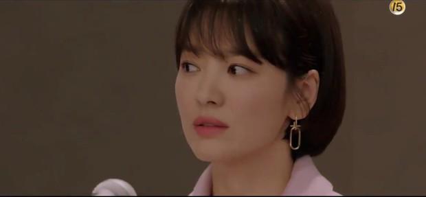 """6 màn """"trả thính"""" đáng yêu hết nấc của chị sếp Song Hye Kyo trong Encounter - Ảnh 19."""