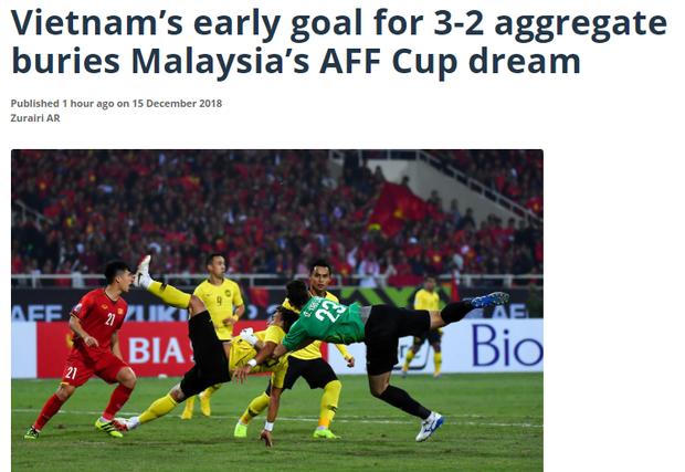 Báo Malaysia và quốc tế nói gì khi tuyển Việt Nam vô địch AFF Cup 2018? - Ảnh 5.