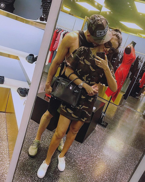 Hot girl Meo Meo lần đầu chụp ảnh chính diện chồng sắp cưới làm cư dân mạng phải thốt lên điều này - Ảnh 5.