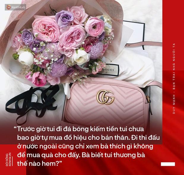 Bạn trai nhà người ta Duy Mạnh: Chiến thắng, vinh quang hay mọi điều tốt đẹp nhất đều dành tặng bạn gái - Ảnh 7.