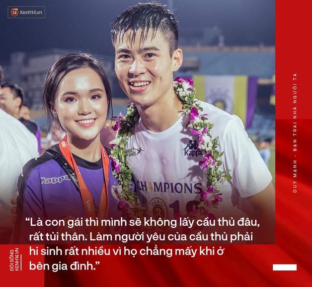 Bạn trai nhà người ta Duy Mạnh: Chiến thắng, vinh quang hay mọi điều tốt đẹp nhất đều dành tặng bạn gái - Ảnh 3.