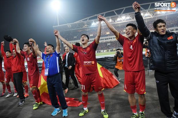 Báo châu Á chỉ ra 5 cơ sở giúp ĐT Việt Nam vô địch Đông Nam Á - Ảnh 1.