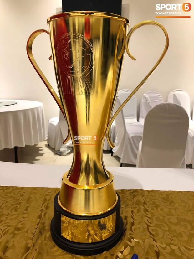 Vô địch, nhưng Tuyển Việt Nam chỉ được nhận bản mini của cúp vàng AFF Cup - Ảnh 2.