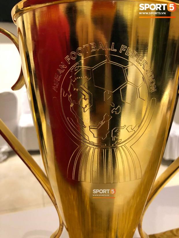 Vô địch, nhưng Tuyển Việt Nam chỉ được nhận bản mini của cúp vàng AFF Cup - Ảnh 4.