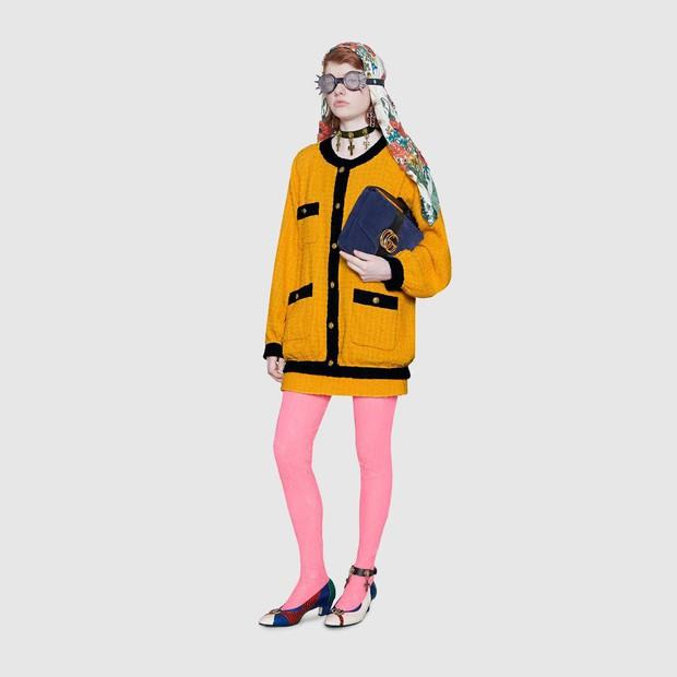 """Cắt hẳn áo gần trăm triệu cho Jennie nhưng hẳn stylist cũng không ngờ dân mạng lại phản ứng """"trái khoáy"""" thế này - Ảnh 3."""