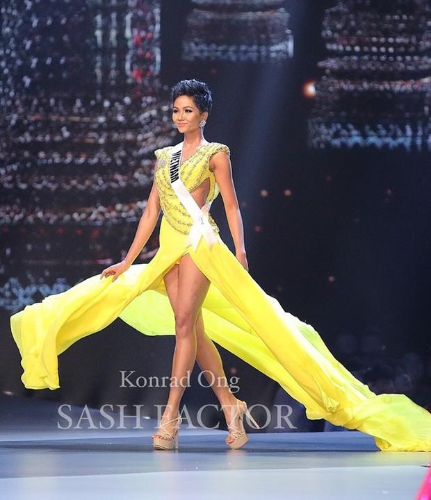HHen Niê bất ngờ đứng vị trí thứ 17 trong BXH cuối cùng của chuyên trang sắc đẹp uy tín quốc tế trước thềm chung kết Miss Universe - Ảnh 3.