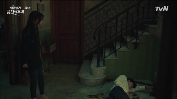 Xem Hồi Ức Alhambra, khán giả hết hồn vì lắm lúc tưởng như… xem phim ma - Ảnh 4.