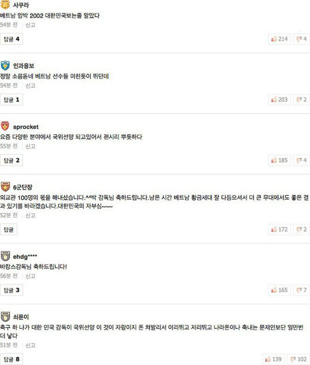 Báo chí Hàn Quốc đồng loạt gửi lời chúc mừng tới thầy trò HLV Park Hang-seo sau chiến thắng lịch sử - Ảnh 6.