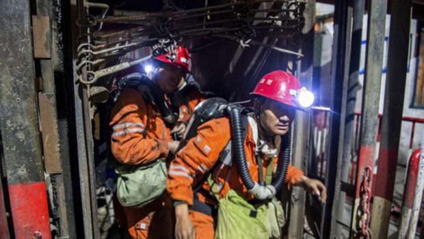 Tai nạn hầm mỏ ở Trung Quốc khiến 10 người thương vong - Ảnh 1.