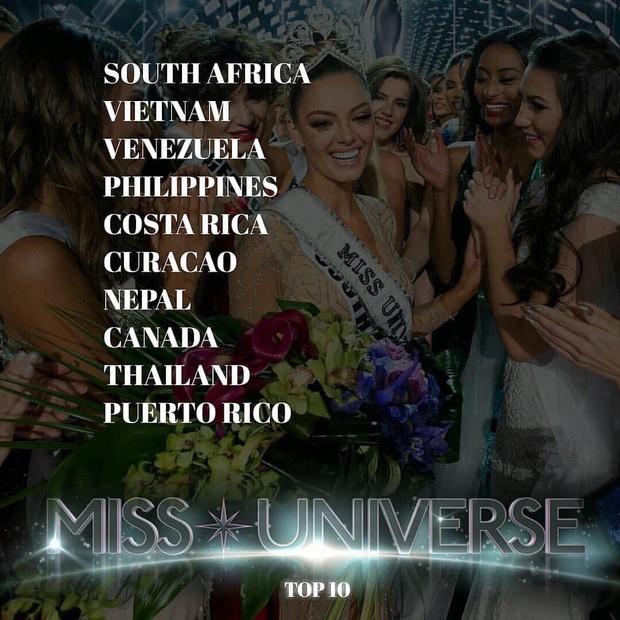 Người đẹp Philippines đăng quang Miss Universe 2018, HHen Niê dừng chân đầy tiếc nuối tại Top 5 - Ảnh 18.