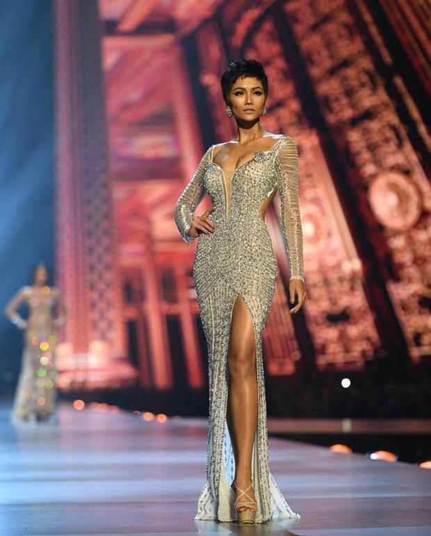 Chê HHen Niê không giỏi tiếng Anh, Hoa hậu Mỹ lại chỉ dừng chân tại Top 20 ở Miss Universe 2018 - Ảnh 3.