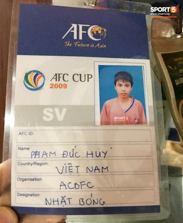 Tư liệu quý thuở Đức Huy còn làm chân nhặt bóng tại AFF Cup 2008 - Ảnh 9.