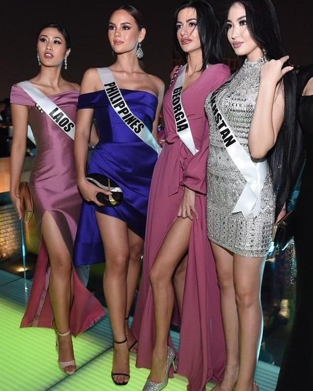 Style của tân Hoa hậu Hoàn vũ Catriona Gray: từ đầu đến cuối đều lộng lẫy như bà hoàng, phần nào đoán được trước cái kết viên mãn - Ảnh 6.