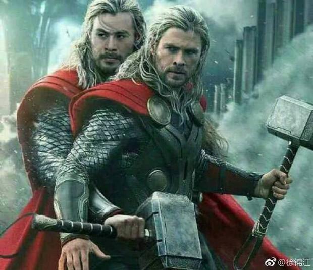 Nhân vật hot nhất Cbiz hôm nay: Tài tử điển trai thoạt nhìn giống Thor, nhìn kĩ hơn còn thấy giống cả Aquaman - Ảnh 2.