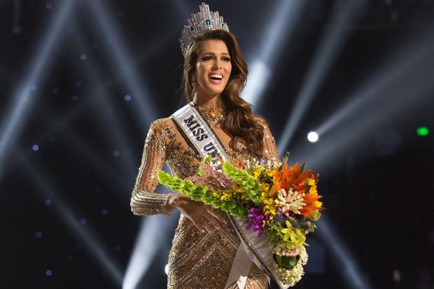 Không chỉ HHen Niê, nhiều thí sinh Miss Universe cũng gặp khó về ngôn ngữ: Người vẫn đăng quang, kẻ tiếc nuối vụt mất vương miện - Ảnh 8.