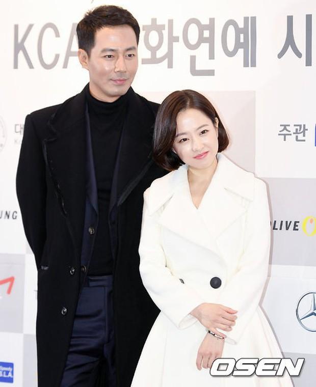 Dàn sao hạng A quyền lực tuột dốc tại thảm đỏ: Park Min Young, Bo Young già bất ngờ, UEE lộ mặt dao kéo bên loạt tài tử - Ảnh 6.