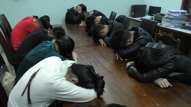 Sau khi đi bão, 13 nam nữ thuê căn hộ chung cư cao cấp sử dụng ma túy - Ảnh 1.