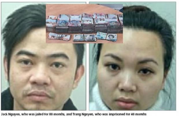 Từ clip em bé nghịch cọc tiền trên MXH, cảnh sát Anh triệt phá băng nhóm người Việt trồng cần sa trị giá triệu đô - Ảnh 4.