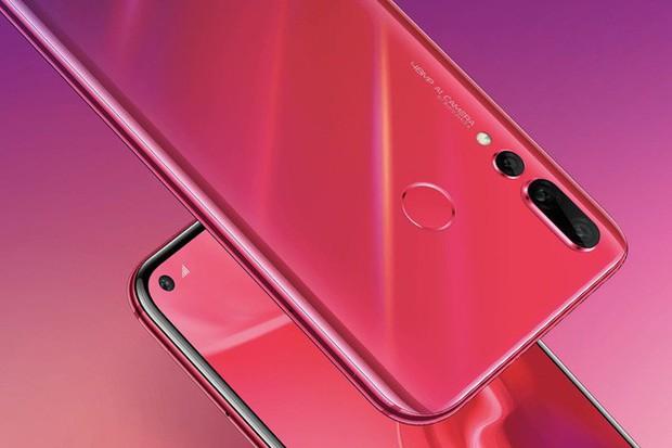 Nova 4: Smartphone màn hình đục lỗ đầu tiên của Huawei, trang bị 3 camera sau với cảm biến chính 48MP, giá tầm trung - Ảnh 2.