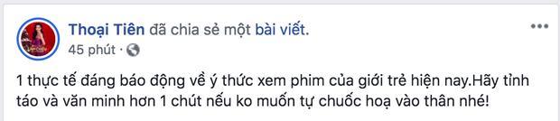 Sau Cô Ba Sài Gòn, đến lượt Gái Già Lắm Chiêu 2 bị livestream bất hợp pháp hơn 1 tiếng đồng hồ rồi chiếu lên mạng - Ảnh 4.