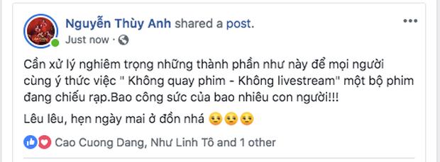 Sau Cô Ba Sài Gòn, đến lượt Gái Già Lắm Chiêu 2 bị livestream bất hợp pháp hơn 1 tiếng đồng hồ rồi chiếu lên mạng - Ảnh 5.